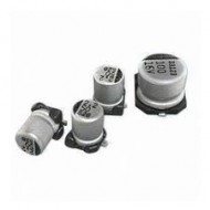 SMD Surface Mount Electrolytic Capacitor Pack of 5pc