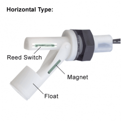 Magnetic Float Switch