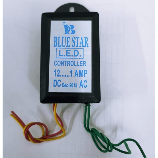12V - 1 Amp LED Driver for Flexible Light Strip