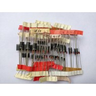 Mixed Diode Pack - 60 Nos.