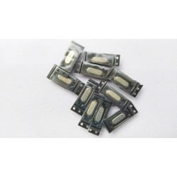 Mixed SMD Crystals - Pack of 10Pcs - 2Pc Ench of - 4MHZ  12MHZ  16MHZ  20MHZ  11.0592MHZ