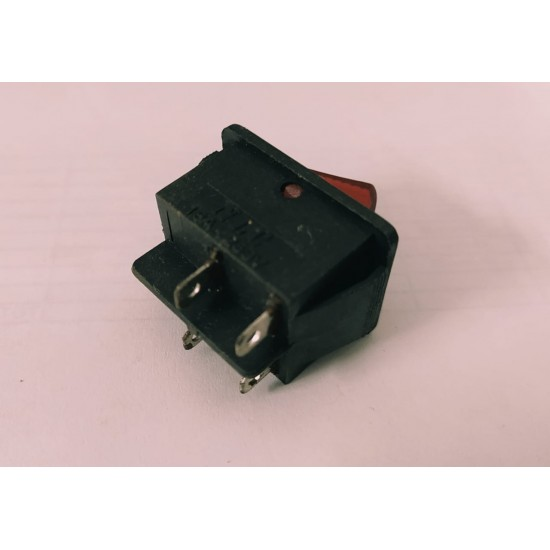 SPDT Switch With Indicator Lamp