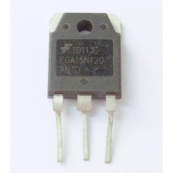 FGA15N120 1200V NPT Trench IGBT Transistor (Replacement for Induction Cooktop)