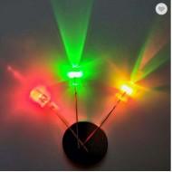 LED -5mm Diffused Oval Shape